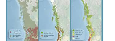 Pacific Northwest Map Maps That Matter Ecotrust