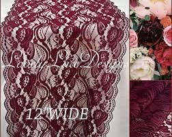 Burgundy Wedding Centerpieces by Burgundy Wedding Etsy