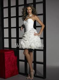 crystal short mini sweetheart white chiffon ball gown boutique