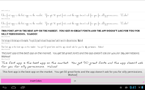 fonts for flipfont 50 6 android apps on google play