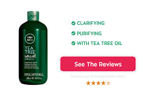 Tea Tree Oil Hair Loss Here U0027s How A Chelating Shampoo Out All The Filth From Your Hair