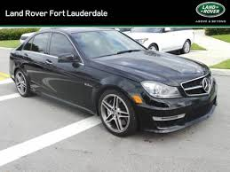 mercedes c class amg 2013 pre owned inventory inquiries land rover fort lauderdale