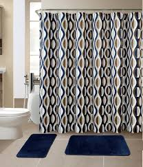 all american collection cute curtains ease bedding with style all american collection new 15 piece bathroom mat set memory foam with matching shower curtain helix