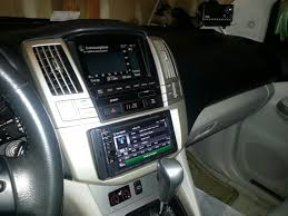 lexus rx 400h youtube 2006 rx400h with kenwood rx82 and axxess aswc1 clublexus