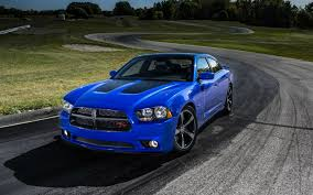 blue galaxy car hd background dodge charger daytona muscle car sedan blue race
