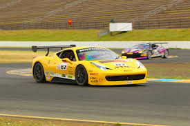 Ferrari 458 Challenge - ferrari 458 challenge evoluzione debuts at sonoma raceway