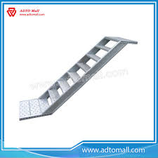 Prefabricated Aluminum Stairs by Quick Scaffolding Walking Platform Aluminum Stair