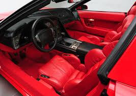 1989 Corvette Interior 1990 C4 Corvette Image Gallery U0026 Pictures