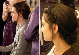 how to get kristen stewart u0027s u0027breaking dawn u0027 wedding hairstyle