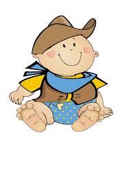 cowboy baby shower clip art clipart free clipart