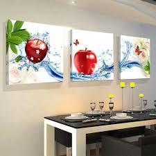 decoration murale cuisine cuisine maison décoration murale peinture modulair achat vente