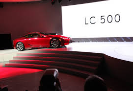 lexus lc luxury coupe car pro 2017 lexus lc 500 flagship coupe is on our wish list car pro