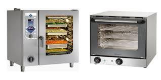 four cuisine professionnel four électrique professionnel pour la restauration