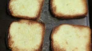 Garlic Bread In Toaster Emergency Garlic Bread Recipe Allrecipes Com