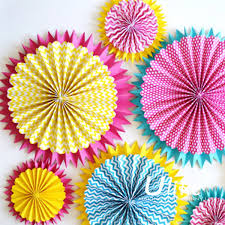 hanging paper fans diy tissue paper hanging pinwheel fan colorful fan hanging paper