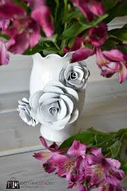 How To Draw A Vase Of Flowers How To Draw A Rose In A Vase Step By Step How To