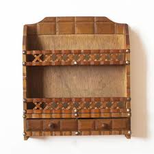 Vintage Wooden Spice Rack Best Wooden Wall Cross Products On Wanelo