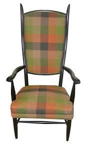 High Back Accent Chair High Back Accent Chair Attr Edward Wormley For Dunbar At 1stdibs