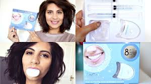 brightwhite smile teeth whitening light instant whites coco bright white light activated teeth whitening kit
