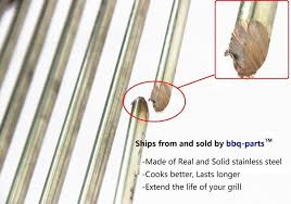 amazon com hongso sci812 stainless steel rod cooking grid