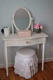 pottery barn vanity stool home vanity decoration