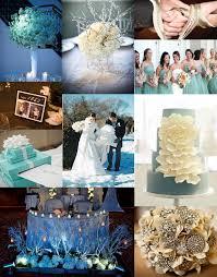Blue Christmas Wedding Decorations by Winter White And Tiffany Blue Wedding Inspiration Washington Dc