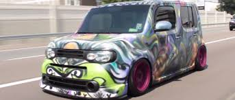 cube cars honda is the ugly nissan cube crazy enough to be cool