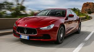 maserati review the new maserati ghibli top gear