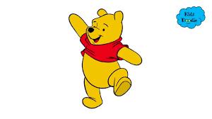 draw winnie pooh movie easy guide
