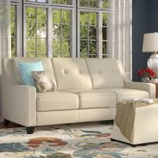 Leather Sleeper Sofa Sofa Beds Joss U0026 Main