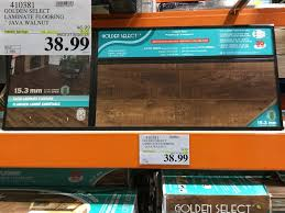 Golden Select Walnut Laminate Flooring Update West Costco Sales Items For March 7 13 For Bc Alberta