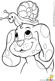clifford coloring pages pdf easter christmas free printable kids