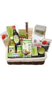 sushi gift basket gift idea pinterest gift basket ideas and