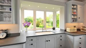 home design bay windows 20 charming kitchen spaces with bay windows home design lover