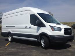 ford transit 350 cargo delivery truck fedex trucks for sale