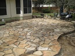 best 25 flat rock patio ideas on pinterest fire ring flat