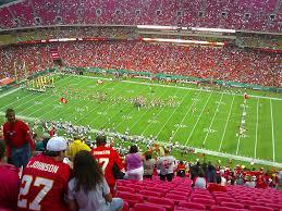 Arrowhead Stadium Map Arrowhead Stadium Chiefs Vs Texans Preseason Brood Wich Flickr