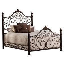 Iron Platform Bed Wrought Iron Platform Beds Frames Ebay