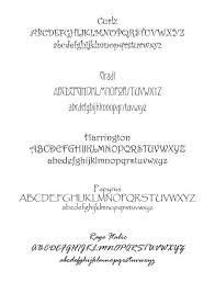 wording wedding invitations3 initial monogram fonts invitation font choices