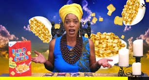Miss Cleo Meme - french toast crunch the shorty awards
