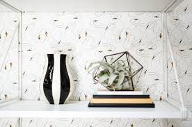 Chasing Paper Removable Wallpaper Swansy Wallpaper U2014 Kate Zaremba Company