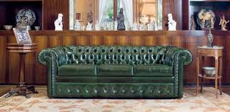 Classic Leather Sofa by Classic Leather Sofa Lancaster By Mascheroni