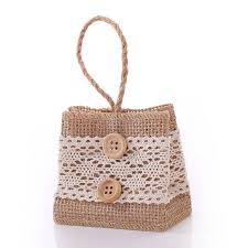 burlap drawstring bags new arrival color jute bag burlap drawstring bags candy