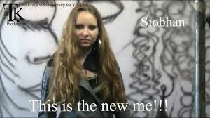 theo knoop new hair today this is the new me look and learn siobhan by theo knoop with