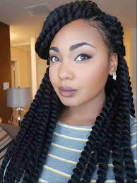 pictures of braid hairstyles in nigeria nigerian twist braids hairstyles hairstyle ideas within kinky