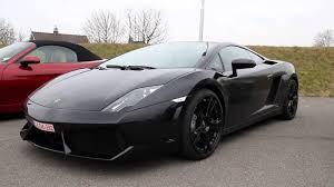 lamborghini gallardo lp560 4 coupe black lamborghini gallardo lp560 4 loud accelerations