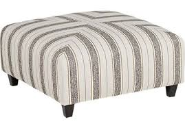 cocktail ottomans round tufted upholstered rectangular etc