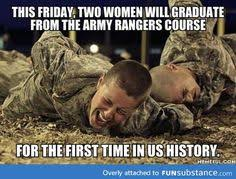 Ranger School Meme - in high school i was in my late twenties when my kids were born