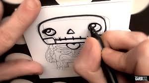 cute halloween drawings halloween drawings how to draw cute monsters 2 by garbi kw