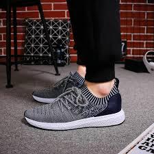light shoes for mens koleshy men shoes men casual shoes summer breathable lace up flats f